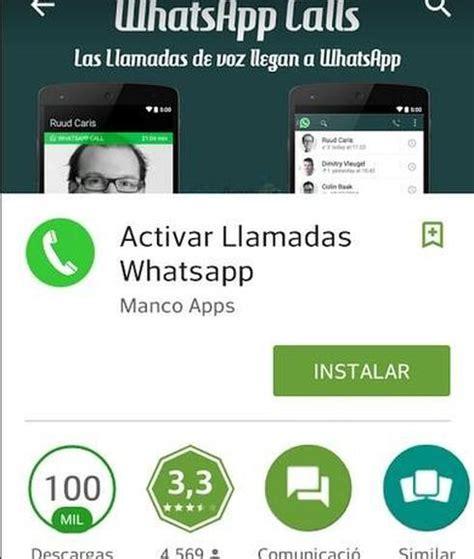tutorial activar llamadas whatsapp 40 euros al mes lo que te puede costar la falsa