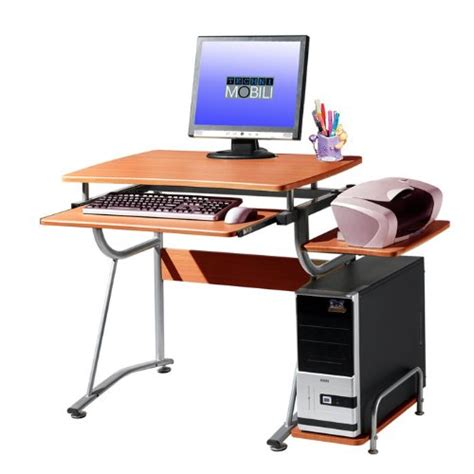 Mdf Computer Desk 9 Gt Best Price Techni Mobili Juvenile Mdf Compact Computer Desk Cherry Best Buy Techni Mobili