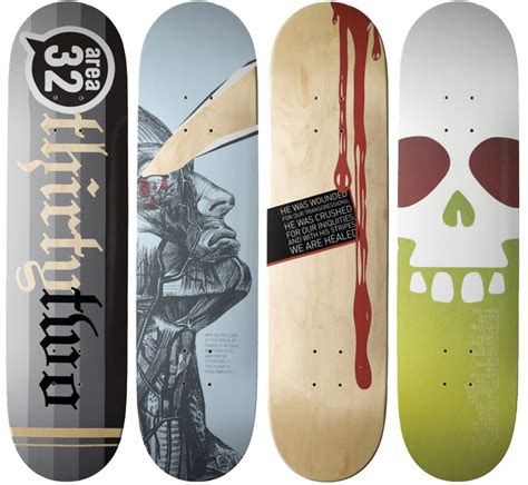 Skateboard Design Ideas by 100 Skateboard Designs