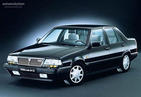 Fiat Lancia Thema Lancia Thema Specs 1988 1989 1990 1991 1992