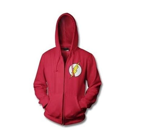 Hoodie Zipper The Flash Logo 31 best images about flash apparel on logos dc comics and hoodie