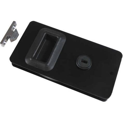 Door Latch Hardware by Southco Black Sliding Cabin Door Latch 5 625 Quot X 2 875