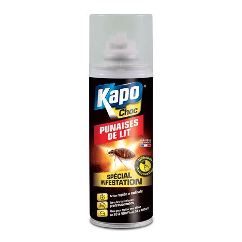 a 233 rosol diffusion continue punaises de lit insecticides kapo