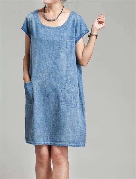 Simple Cotton Dress summer dress simple babydoll cotton shirt dress