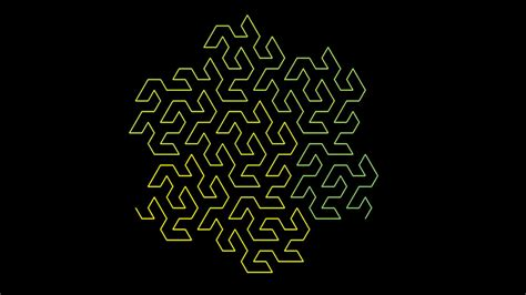 infinity fractals mesmerising fractals and space filling give a