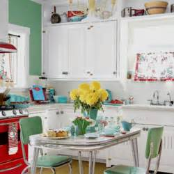 50s style kitchen 50s style kitchen home