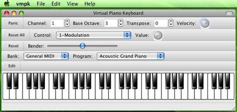 tutorial virtual keyboard virtual midi piano keyboard alternatives and similar
