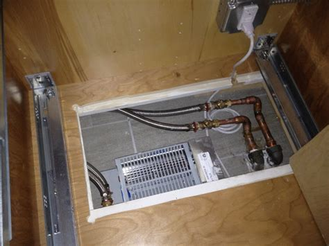 under cabinet heating kitchen buying our first home in queens ny work completed thus