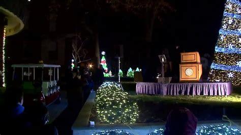 nela park lights 2017 nela park tree lighting 2017