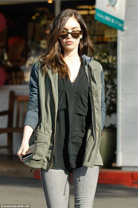 Hummer Fox Low Boots Casual megan fox makes a fashion statement in moon boots for