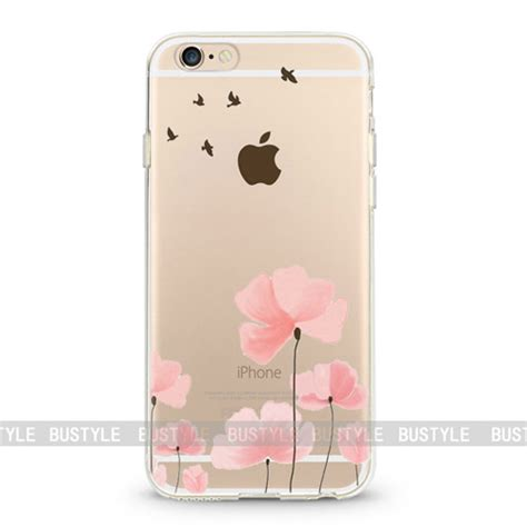 One Strong World L0712 Iphone 7 Plus Casing Premium Hardcase transparent clear for iphone 6 print mandala flower for iphone 7 view for iphone