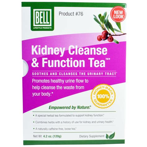 Tea Kidney Detox by Bell Kidney Cleanse And Function Tea 4 2 Oz Evitamins