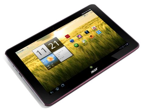 Tablet Update acer iconia tab a200 gets android 4 0 ics update