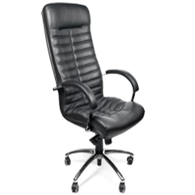 black office chair transparent image