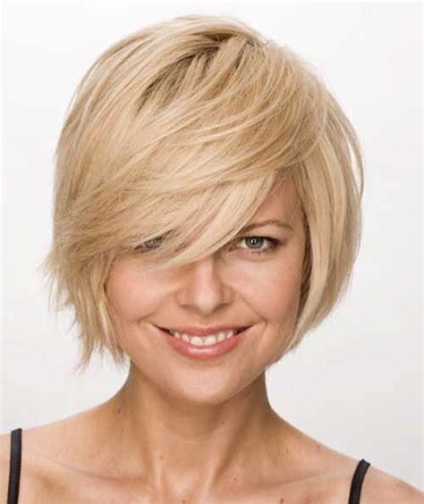 layered bob hairstyles for 50s short hairstyles for women over 50 faceshairstylist com