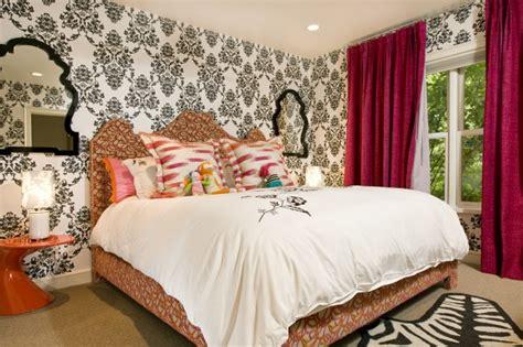 fuchsia curtains contemporary s room grace home
