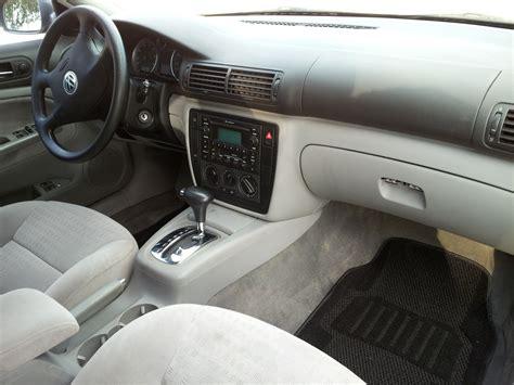 2002 Passat Interior by 2002 Volkswagen Passat Pictures Cargurus