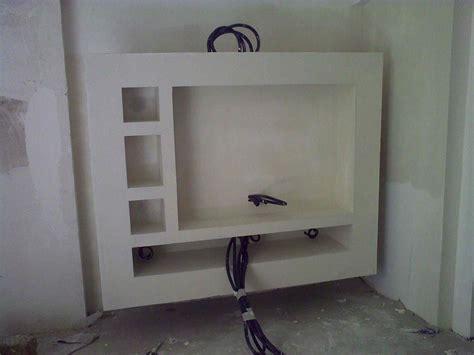 mobili in cartongesso per tv forum arredamento it parete tv cartongesso