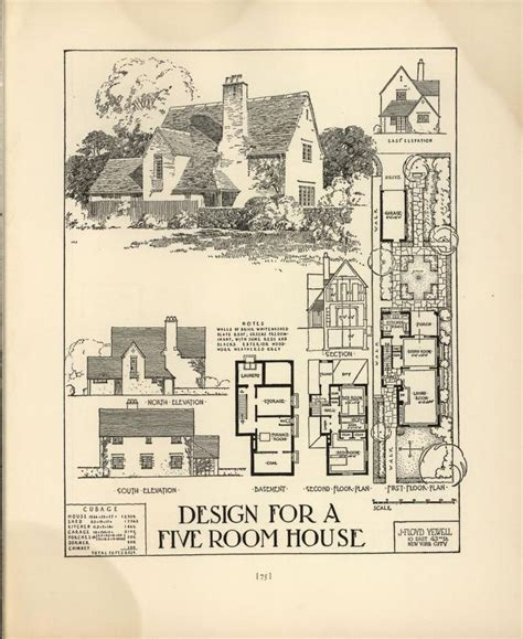 tudor house plans 1920 s 1000 images about house plans 1900 1930s on pinterest