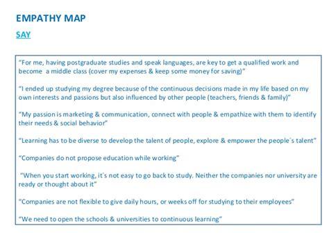 design notes definition design thinking empathize define