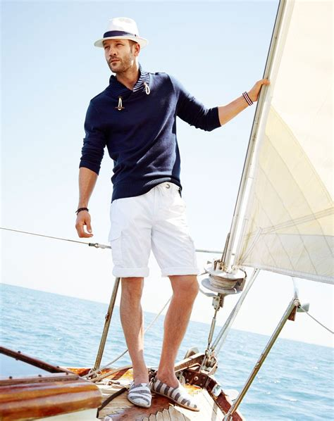 nautical style john halls models nautical styles for simons summer 2014