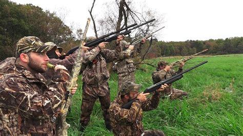 duck hunting   man limit pennsylvania waterfowl
