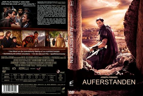 Cover A by Auferstanden Dvd Cover Label 2016 R2 German Custom