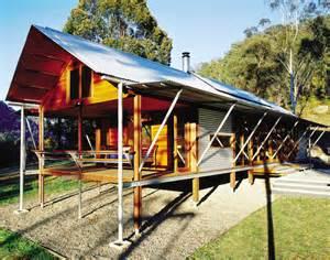 Cape Cod Style Bedroom Furniture 6 Australian Bush Houses Redefine Rustic Charm
