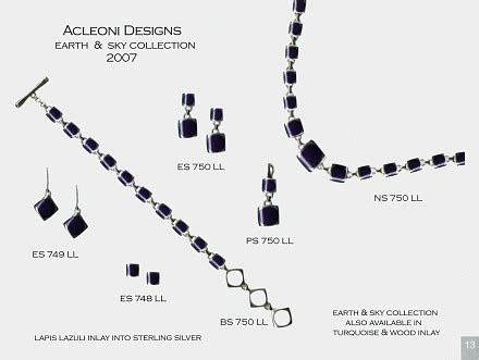aCleoni Jewelry 2007   Wings of Desire Collection