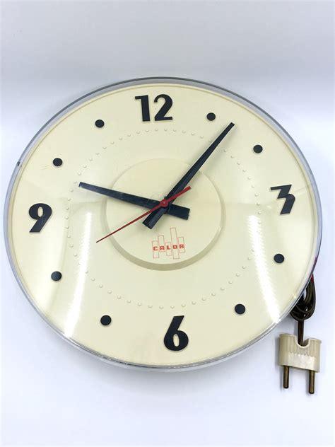 Horloge Murale Retro by Horloge Murale R 233 Tro Vintage Calor Brocnshop
