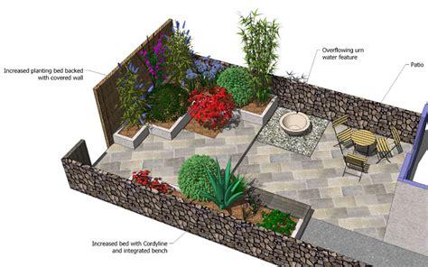very small backyard ideas very small gardens