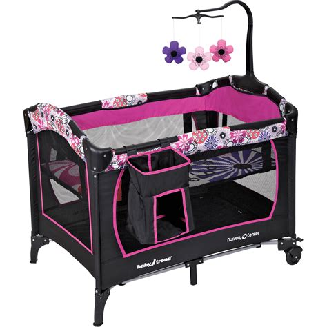 Playard Vs Crib by Pack N Play Crib View Larger Pack N Play High Chair