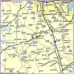 johnson county map johnson county economic development