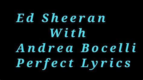 ed sheeran perfect download gratis ed sheeran perfect symphony lyrics with andrea bocelli