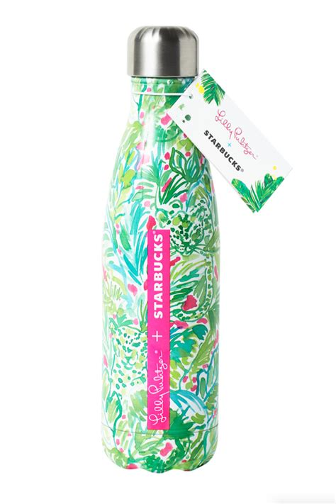 lily pulitzer swell bottle what we re loving right now