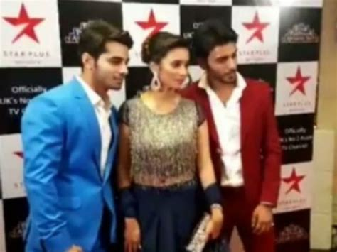 shivani surve husband star parivaar awards 2017 divyanka vivek drashti arjun