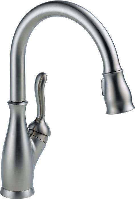 delta no touch kitchen faucet delta no touch faucet