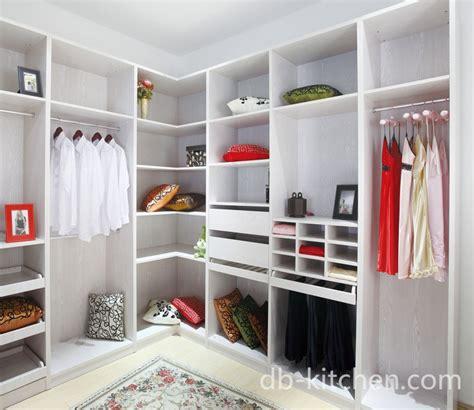 White Walk In Wardrobe by L Shape Melamine Walk In White Bedroom Wardrobe