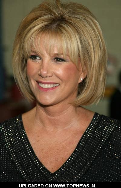 how to style hair like joan lunden 1000 images about medium hairstyles on pinterest medium