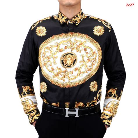 Versace Shirt versace shirts sleeved in 421627 for 47 10