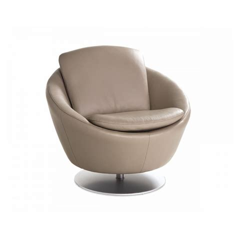 circular leather ottoman single leather swivel recliner chai modern living room sofa continental custom single small circular rotating sofa chair leather