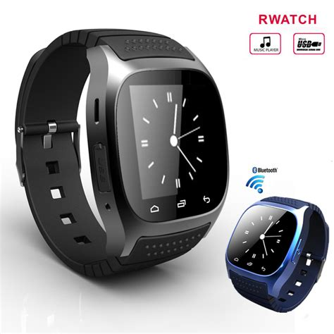 Jam Smart M26 2015 smart m26 smartwatch sync call for iphone