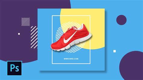 membuat iklan komersial cara membuat desain poster iklan dengan photoshop