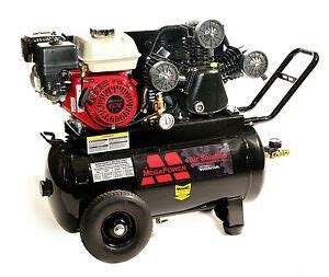 gas powered air compressors information on purchasing new and used business industrial