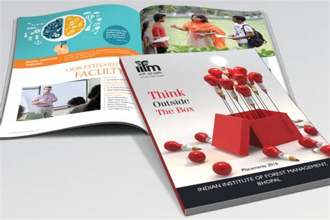 Iifm Delhi Mba by Placement Brochure