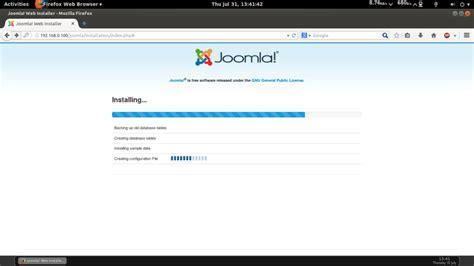 how to install joomla on ubuntu 14 04