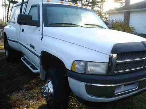 1997 dodge ram 3500 specs pictures trims colors cars com buy used 1997 dodge dually diesel 3500 laramie slt in grand gorge new york united states