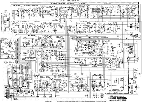grok pattern language how to study analog electronics where everything is just