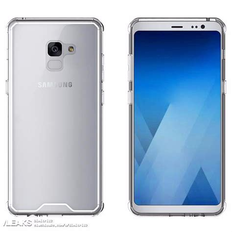 Samsung A5 A7 New Samsung Galaxy A5 And A7 2018 Renders Leave