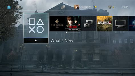 themes ps4 us new the order 1886 and hohokum ps4 dynamic themes